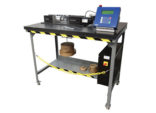 ADMET Rotating Beam Fatigue Torsion Tester