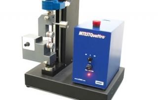 O-ring tensile testing on an eXpert 7600