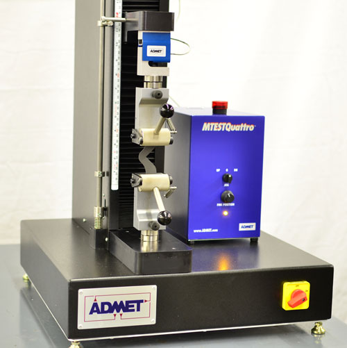 ASTM D624 Elastomer Tear Strength Testing - ADMET