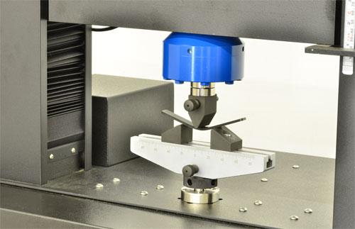 Resistance Tester In Plastic Molding : Astm d plastic bend testing admet