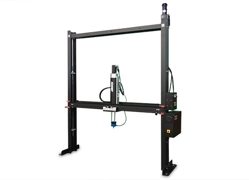 Custom Large H-Frame Furniture Tester