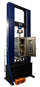 eXpert 2654 with environmental chamber for aerospace testing