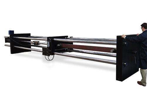 Horizontal Pipe Tensile Tester