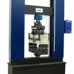 Concrete bend testing per ASTM C1609