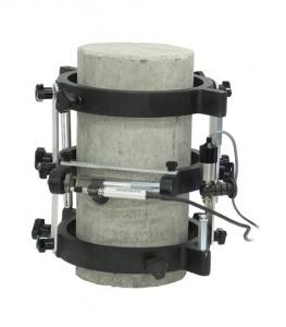 Compressometer for Concrete