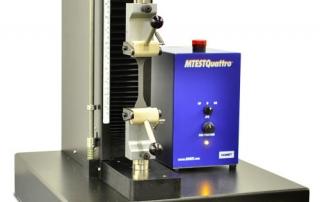 Elastomer tensile testing