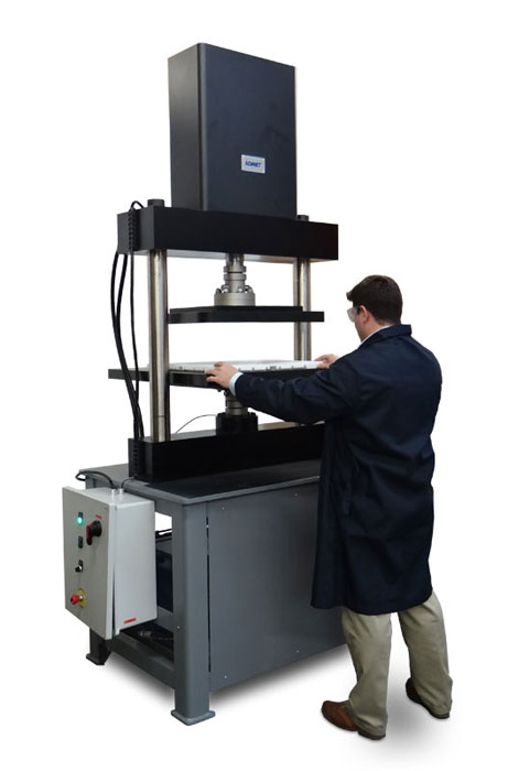 eXpert 1900 ready for fatigue testing
