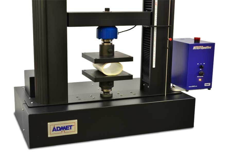 Admet Plastic Pipe Testing