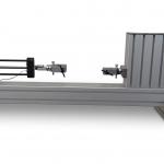 Horizontal eX5M configuration