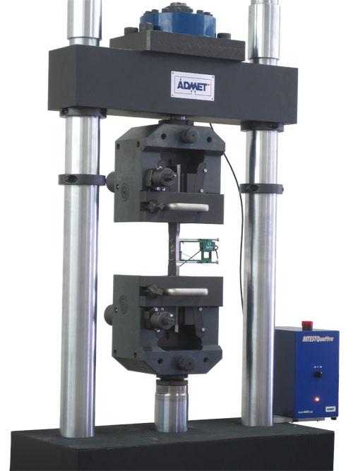 Admet expert for mechanical metal testing