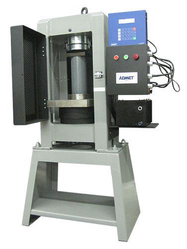 Astm C39 Concrete Cylinder Compression Testing Admet