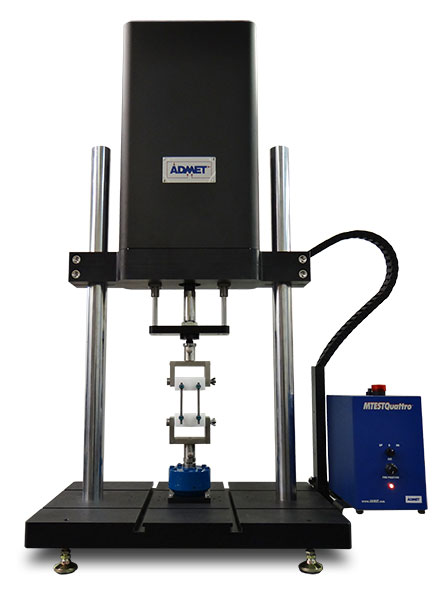 eXpert 5955 Fatigue Tester with spinal construct