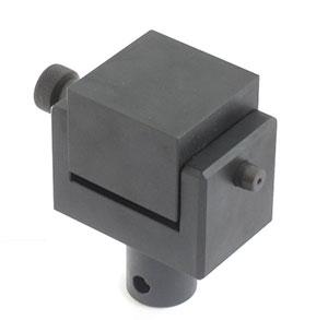 astm c297 custom tensile testing fixture