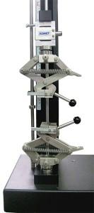 scissor grips for tensile testing