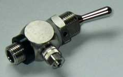 Pneumatic Hand Switch
