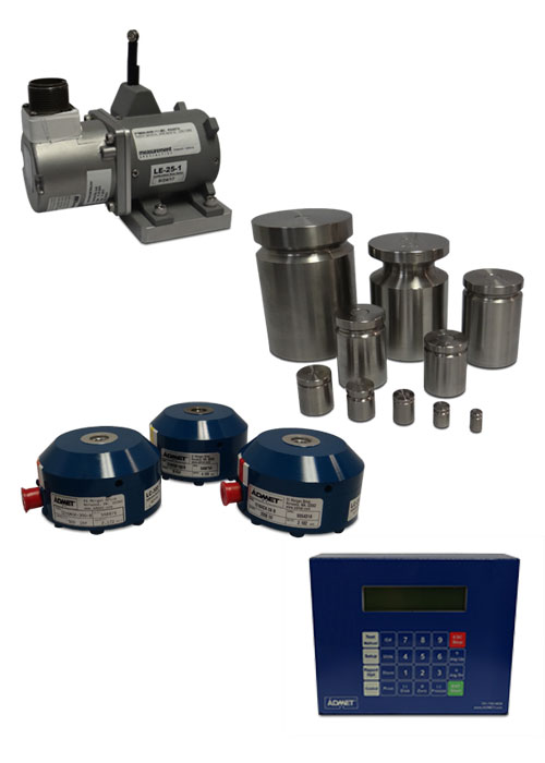 ADMET calibration equipment