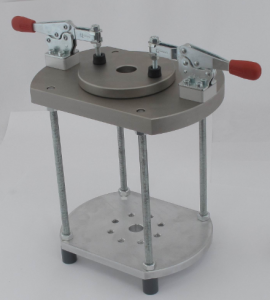 Puncture Fixture for Single Column Machines